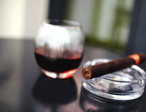 Neu – Zigarren- und Whiskeylounge