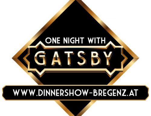 Hochzeitsfeen sind Partner bei der Gatsby Dinnershow